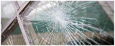 Rickmansworth Smashed Glass